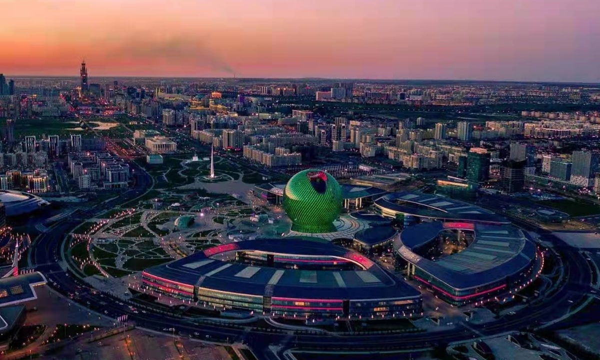 Access to capital: Green projects from Kazakhstan deserve attention from China